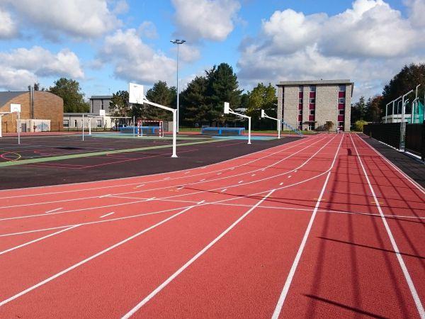 Sportingsols, constructeur de piste d'athlétisme et sols